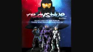 Falling Toward The Sky - RvB Season 9 sountrack(Jeff Williams)