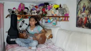 10 year old Evelyn G's Ukulele cover of