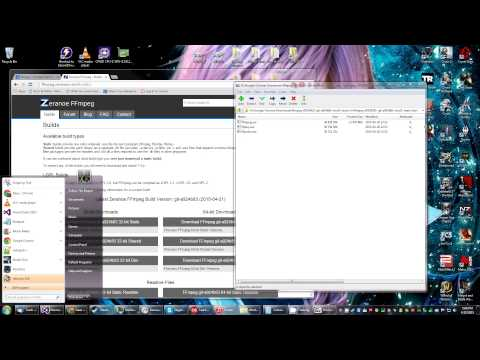 Fixing Broken Avi File Index with FFmpeg