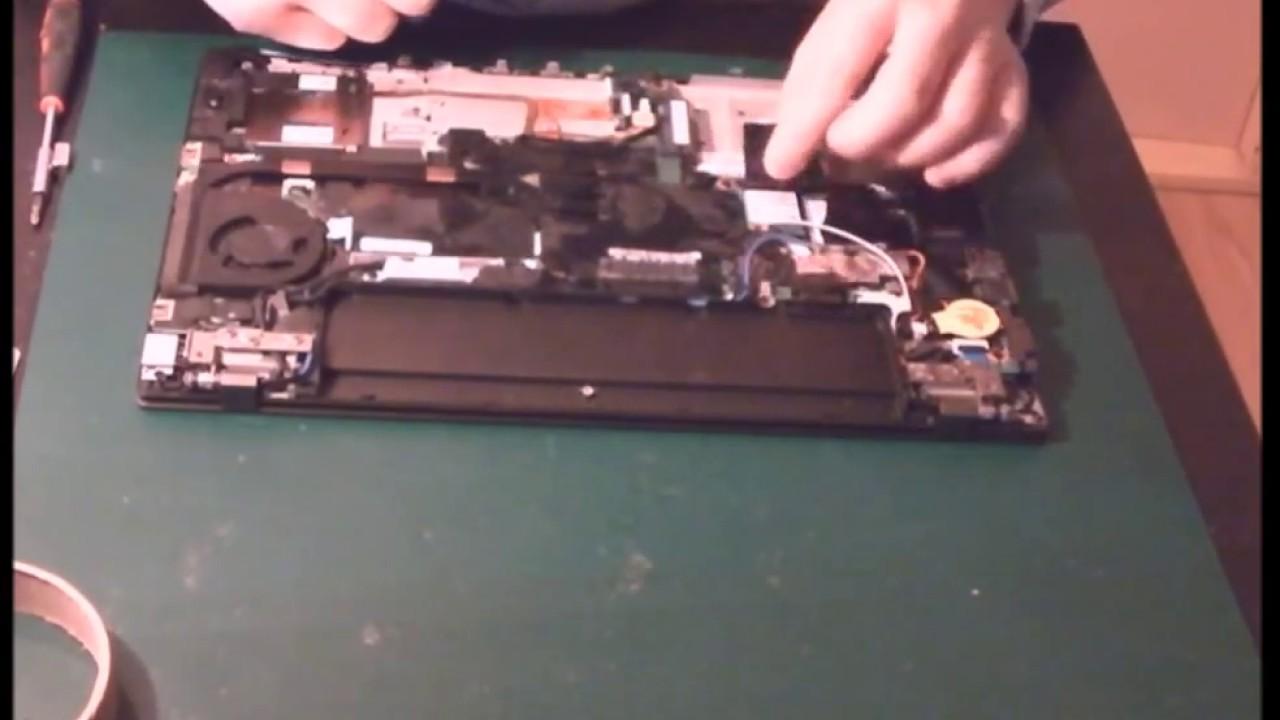 disassemble lenovo thinkpad T440s