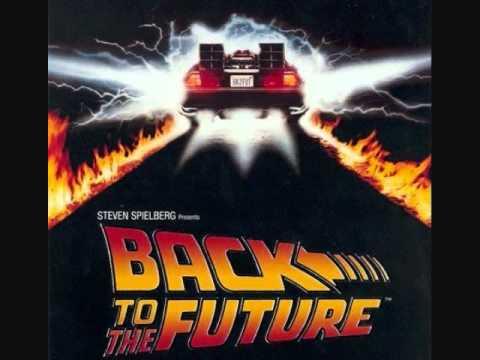 Back To The Future  soundtracke  -  Geleceğe dönüş film müziği