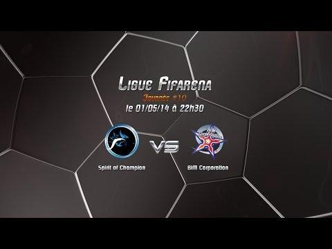 Affiche de la semaine 1  BiM Corporation vs SoC Gaming