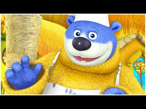 Best Cartoons for Kids   Big Bear's Little Cafe plus lots more   Everythings Rosie   Compilation