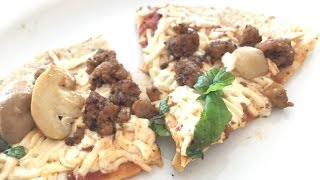 Gluten-free & Dairy-free Pizza - Easy Dinner Recipes