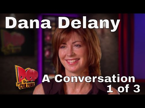 Dana Delany Talks About China Beach Part 1 of 3