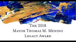 2018 Mayor Thomas M. Menino Awardee:  Riverwalk Lawrence