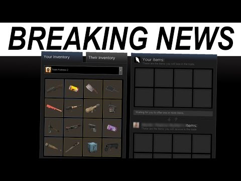 STEAM BREAKING NEWS Ep 5 - Escrow Trading Update