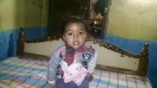 Jay Shreeram  jay jay Shree ram - baby video