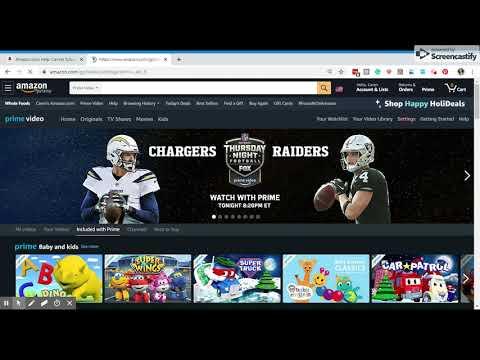 How To Cancel Noggin Channel Subscription Inside Amazon Prime Using Laptop Or Desktop