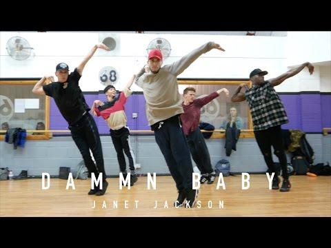 Tobias Ellehammer Choreography / Dammn Baby -...
