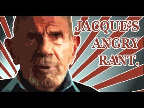 Jacque Fresco's Passionate Address