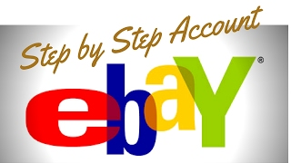 eBay Hesap Adım | Adım Ayarlayın