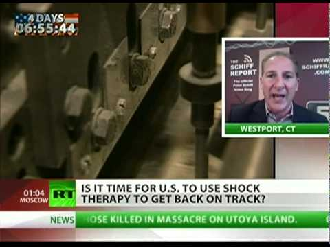Peter Schiff: 'Debt ceiling is a charade'