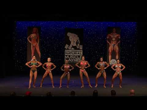 2019 Muscle Mayhem Women's Bodybuilding