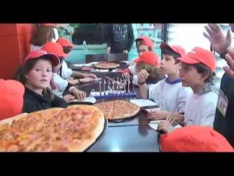 """Hoje Vou Ser""! - Na Telepizza em Estremoz"