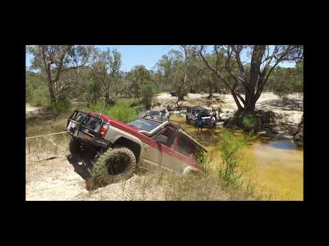 Moore River Camp, Perth WA