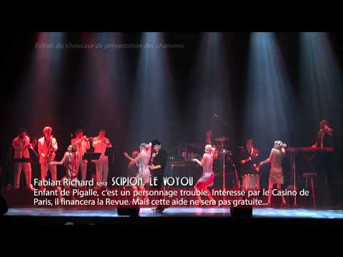 Extrait showcase MISTINGUETT, REINE DES ANNEES FOLLES