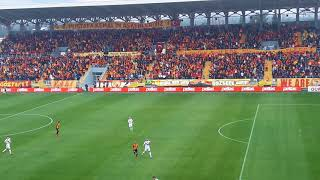 Göztepemiz 3 3 Osmanlıspor Sırasıyla