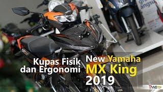 VLOG : Review Fisik dan Ergonomi New MX King 2019   TMCBLOG #1108