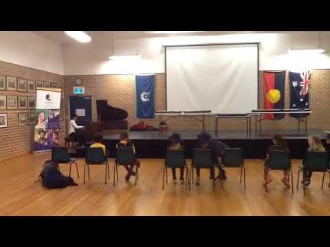 Bondi Beach Public School - Piano and Keyboard lessons PMI performance W10T2