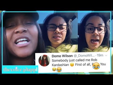 "Domo Wilson Ex Crissy "" GOES OFF "" on Domo & Domo finally EXPOSED Crissy Danielle"