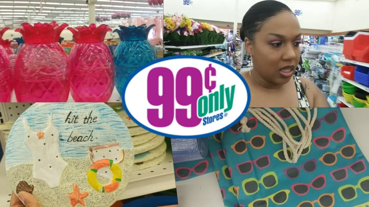 COME WITH ME 99 CENT ONLY STORE