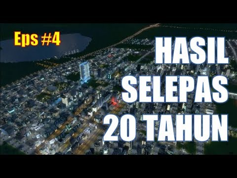 Cities Skylines PS4 | Managing Dead People | QU Malaysia