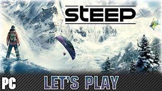 STEEP | LET'S PLAY | FR | 01 | Le Mont Blanc est magnifique