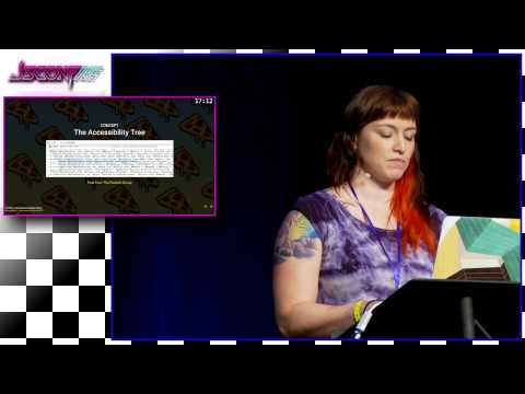 Marcy Sutton: 30 Minutes Or Less: The Magic Of Automated Accessibility Testing | JSConf US 2015