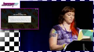 Marcy Sutton: 30 Minutes or Less: The Magic of Automated Accessibility Testing   JSConf US 2015