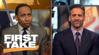 First Take reacts to Yankees winning ALDS series vs. Indians | First Take | ESPN