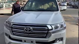 2008 Land Cruiser Upgrade to 2018 Land Cruiser GXR White Edition | Car Shoping