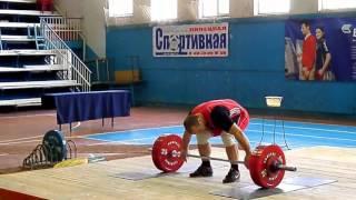 Чемпионат Липецкой области по тяжелой атлетике 15 04 2017, категории  - 94, - 105, +105