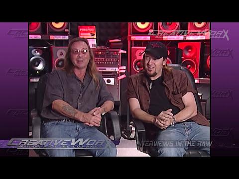 Iron Maiden - Dave Murray & Adrian Smith Interview