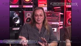 Iron Maiden - Dave Murray & Adrian Smith Interview