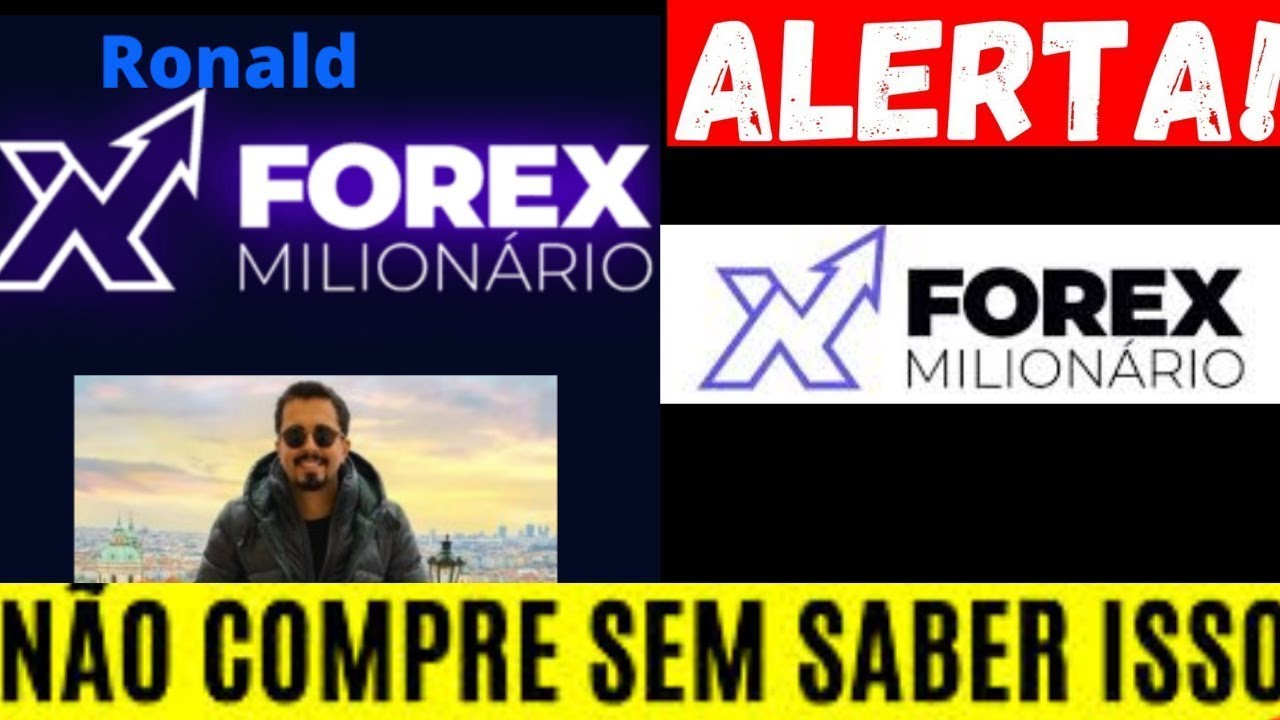 forex milionario depoimento
