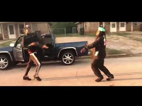"Grandma - Thanksgiving Rap Song ""Beans Greens Potatoes Tomatoe 🔥 LIT DANCE VIDEO 🔥U Name It"