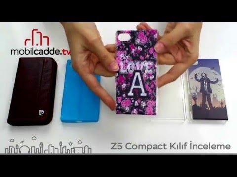 Sony Xperia Z5 Compact Kılıf İncelemesi