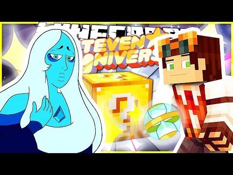 Last Hope of Earth vs Blue Diamond!! 🔷 • Steven Universe Lucky Block Challenge! • Minecraft