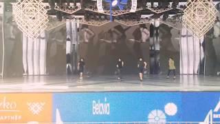 Алексеев - Океанами стали (репетиция с подтанцовкой)