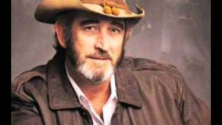 Watch Don Williams Weve Got A Good Fire Goin video