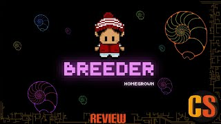BREEDER HOMEGROWN: DIRECTORS CUT - PS4 REVIEW (Video Game Video Review)
