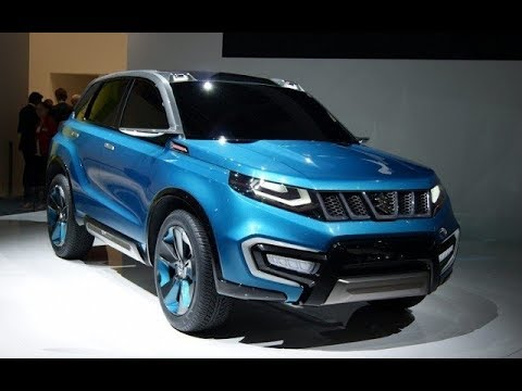 new 2018 suzuki vitara facelift review and specs youtube. Black Bedroom Furniture Sets. Home Design Ideas