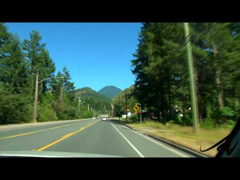 British Columbia Travel -  Fraser Canyon,Hope and The Othello Tunnels, Hope/Princeton Hwy -  YouTube
