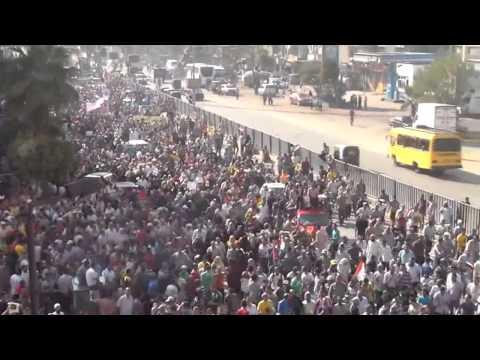 انتفاضة شبرا الخيمة في جمعة الحسم 30/08/2013