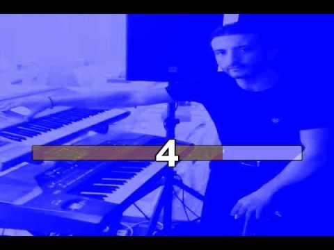 Pote ksana - Konstantinos Argiros (Karaoke Version + Lyrics) By Chris Sitaridis