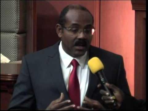 Antigua and Barbuda Budget Speech 2014 Part 8