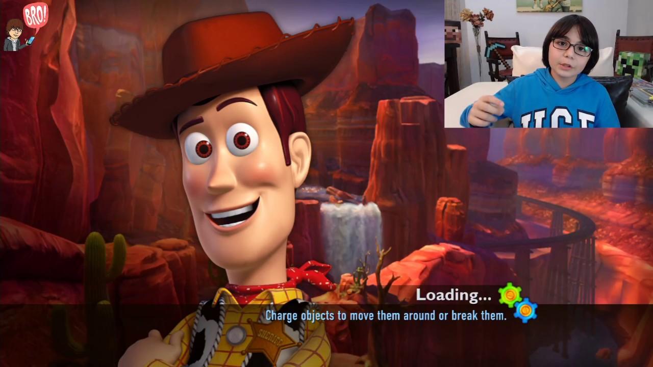 PlayStation Toy Story Ablamla Oynuyoruz - BKT Bölüm 2