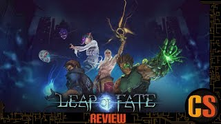 LEAP OF FATE - PS4 REVIEW