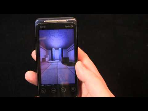 HTC EVO Shift 4G Review Part 2
